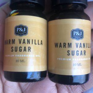 Warm Vanilla Sugar Fragrance Oil 10ml for Sale in Memphis, TN