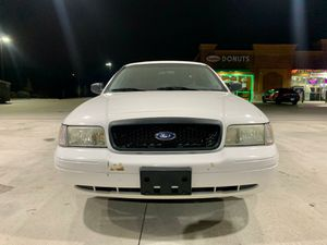 2010 CROWN VICTORIA POLICE LOW MILES for Sale in South Houston, TX