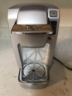 Keurig Mini Plus Personal Coffee Maker for Sale in Kaneohe, HI