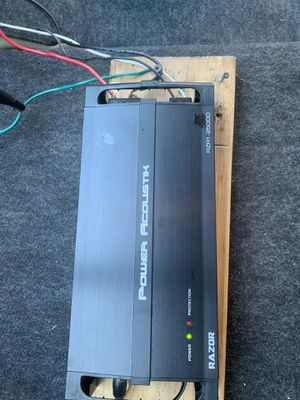 2000 watt amp for Sale in Powhatan, VA