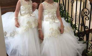 Flower girl dresses for Sale in Sterling Heights, MI
