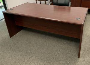 HON Desk w/Two Drawers w/Lock & Keys for Sale in Marietta, GA