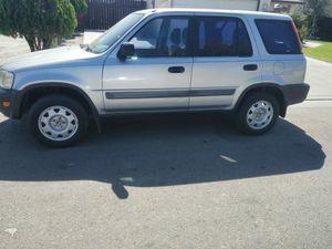 2001 Honda CRV for Sale in Corcoran, CA