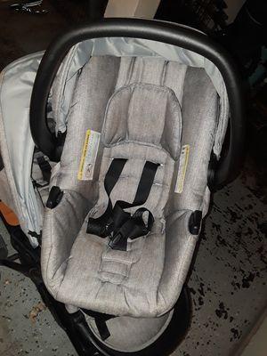 Eveflo Travel Sytem Stroller Gray (USED) for Sale in San Diego, CA