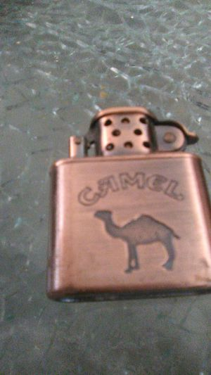 Camel Zippo brass lighter trench style for Sale in Torrance, CA