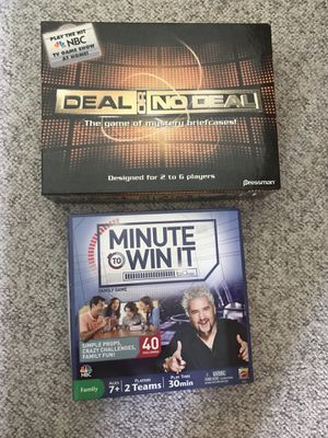 Various Family Board Games for Sale in Sanford, FL
