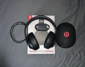 Beats by Dr. Dre - Studio 3 - Wireless - Headphones for Sale in Arlington, TX
