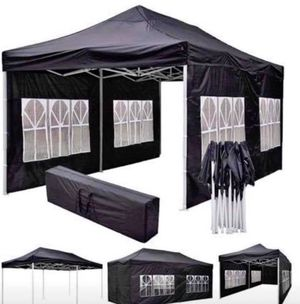 NEW IN BOX 10x20ft Pop Up Canopy Tent for Outdoor Events for Sale in Chino, CA