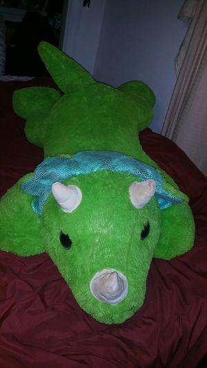 Giant rhinoceros teddy bear for Sale in Seekonk, MA