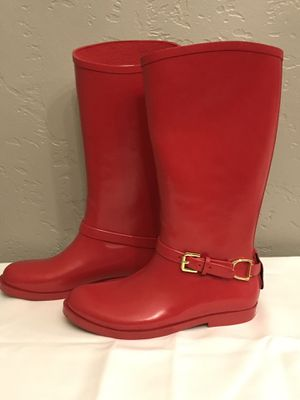 Girls Ralph Lauren Rain boots size 3 for Sale in Watauga, TX