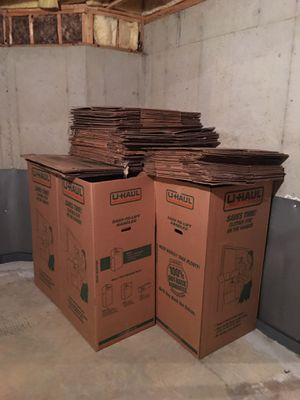 Free Moving Boxes for Sale in Kennesaw, GA
