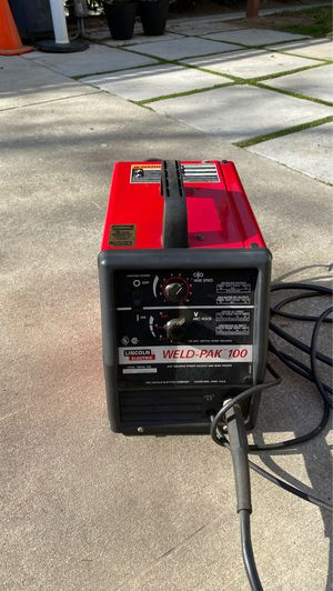 Lincoln arc welder for Sale in Monrovia, CA
