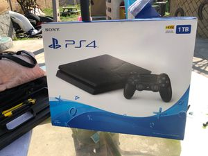 PS4 TB1 for Sale in San Bernardino, CA