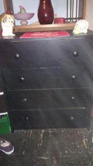 Black dresser for Sale in Cypress Gardens, FL
