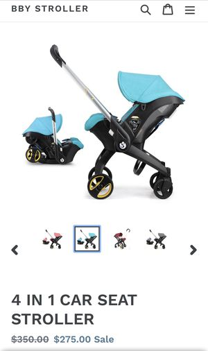 Baby car seat 4in1 for Sale in Burbank, CA