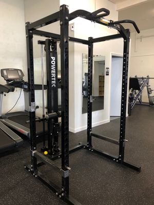 Powertec Squat Rack for Sale in Richmond, CA