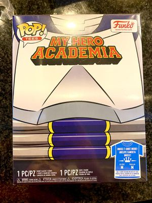 Funko pop and tee Tenya - My Hero Academia for Sale in Chicago, IL