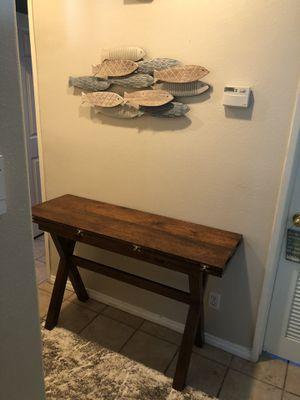 Wood table for Sale in Murrieta, CA