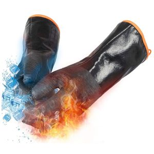 Grill BBQ Gloves, 932℉ Heat Resistant Oven Gloves Cooking Barbecue Gloves, Great for Barbecue, Cooking, Baking, Grilling – Waterproof, Fireproof, Oil for Sale in Corona, CA