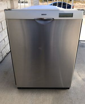 Stainless Steel Bosch Dishwasher stainless inside for Sale in Henderson, NV