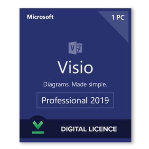 Microsoft Visio 2019 Professional for Sale in Chicago, IL