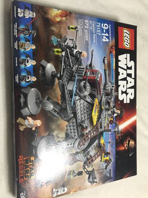 Lego 75157 Star Wars Captain Rex's AT-TE for Sale in Frederick, MD
