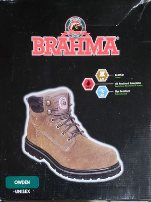 Brahma unisex work boot for Sale in Charlotte, NC