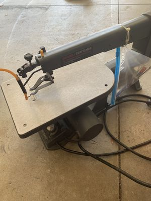 "Craftsman 16"" Variable scroll saw for Sale in Ontario, CA"