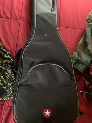 Roadrunner soft case gig bag guitar case for Sale in Indianapolis, IN