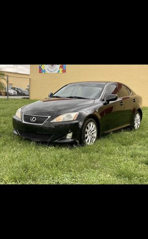 2008 Lexus IS250 Excellent Condition for Sale in Miami, FL