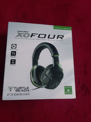 EARFORCE XOFOUR HIGH PERFORMANCE XBOX ONE for Sale in Norton, OH