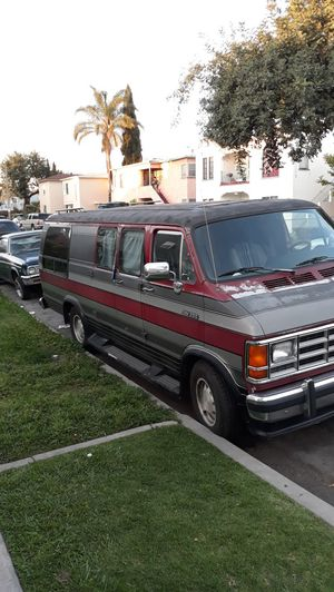 Conversion van Dodge camper van for Sale in Long Beach, CA