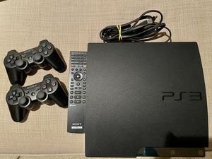 PlayStation PS3 Slim for Sale in Springfield, VA