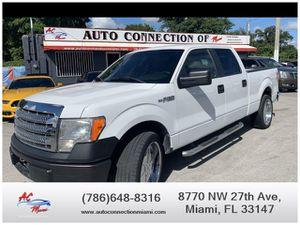 2013 Ford F150 SuperCrew Cab for Sale in Miami, FL