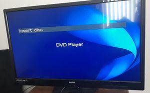 Flatscreen TV + DVD player for Sale in Denver, CO