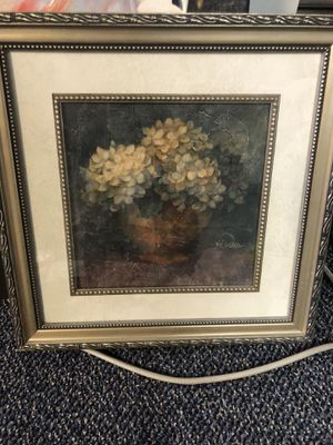 Classic flower picture frame 18 width & 22 inch length for Sale in Castro Valley, CA
