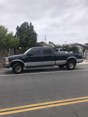 2000 Ford F-350 4wd longbed for Sale in San Diego, CA