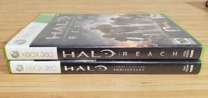 Halo games for Xbox 360 for Sale in Austin, TX