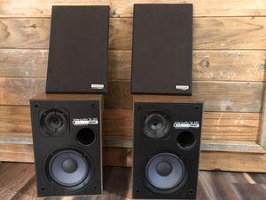 Bose Interaudio 200 2-way bookshelf speakers for Sale in Buckeye, AZ