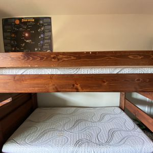 Wrangler Twin Bunk bed With Stairs for Sale in Spring Valley, CA