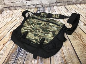 LLBean Messenger Camouflage Bag for Sale in Boston, MA