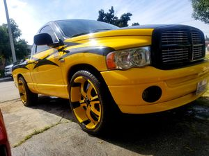 2003 DODGE RAM HEMI 5.7 1500 CLEAN TITLE LOW MILES 👉I'LL IGNORE ANY OFFERS ♨️ for Sale in Chino Hills, CA