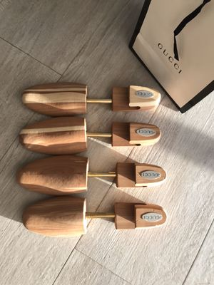 4 Gucci wooden shoes LX for Sale in Miami, FL