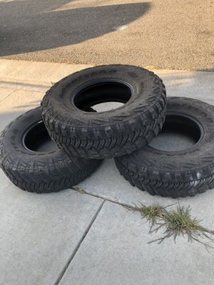 Tires Goodyear Wranglers for Sale in Elk Grove, CA