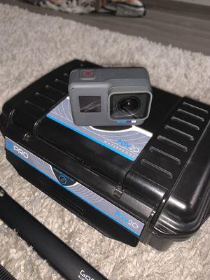 GO PRO 6 + Selfie stick, Tri Pod & Cases for Sale in Gilbert, AZ