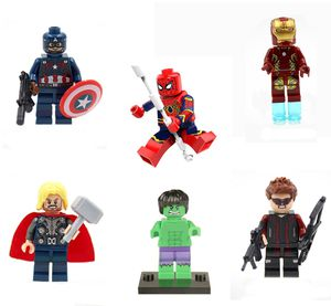 Minifigures Super Hero DC Marvel Avengers 6 ct for Sale in Upland, CA