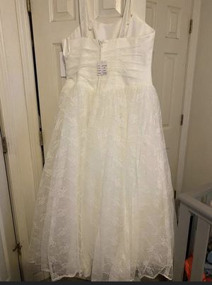 Wedding dress from Davis bridal for Sale in Murfreesboro, TN