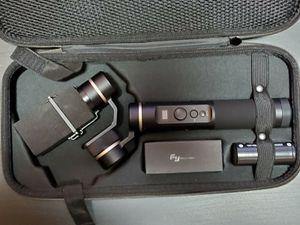 Feiyu G6 3axis handheld waterproof gimbal for GoPro 4 5 6 7 Sony for Sale in Newark, CA