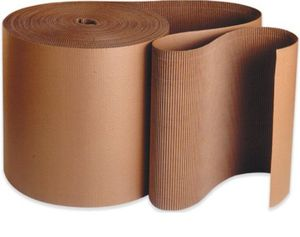 """XL Large - 12"""" x 250' Singleface Corrugated Roll. Packaging and shipping supplies. for Sale in Indianapolis, IN"""