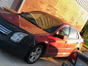 2006 Ford Fusion / 2002 Ford Taurus for Sale in Saginaw, MI